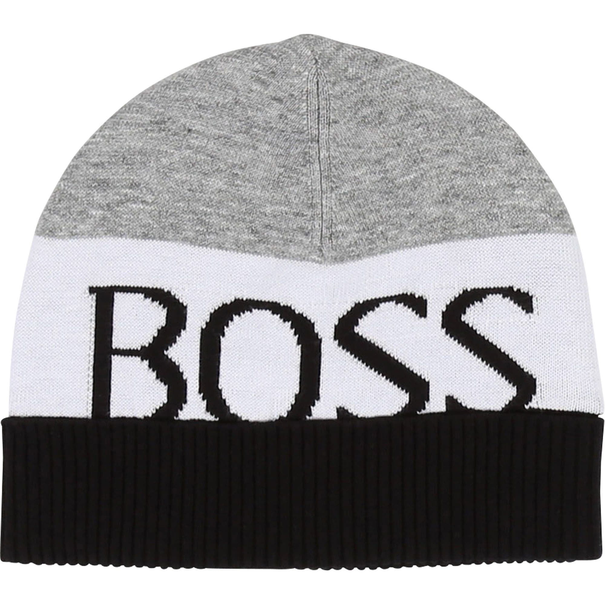 Hugo Boss Beanie Black J21193/09B