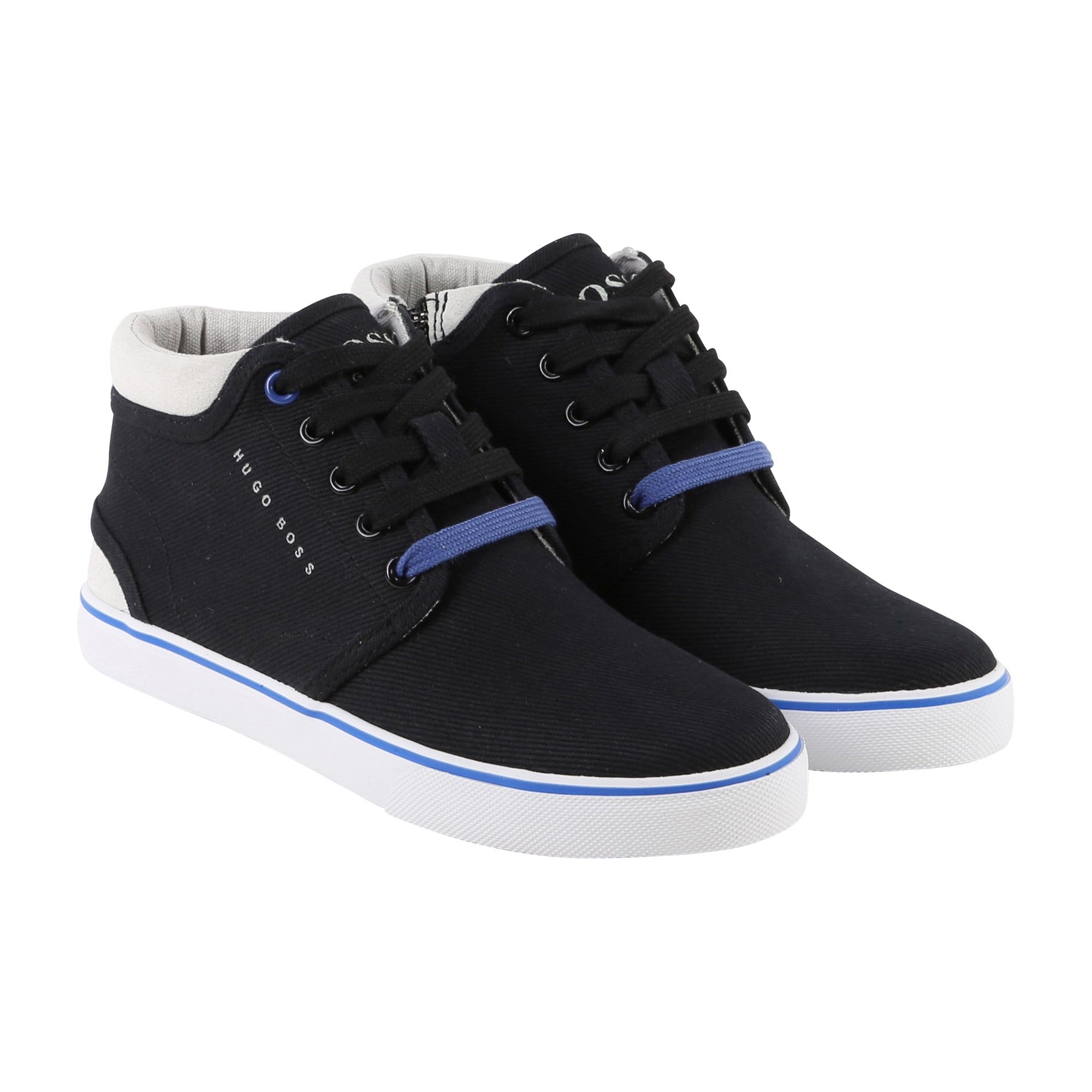 Hugo Boss High-Top Trainers