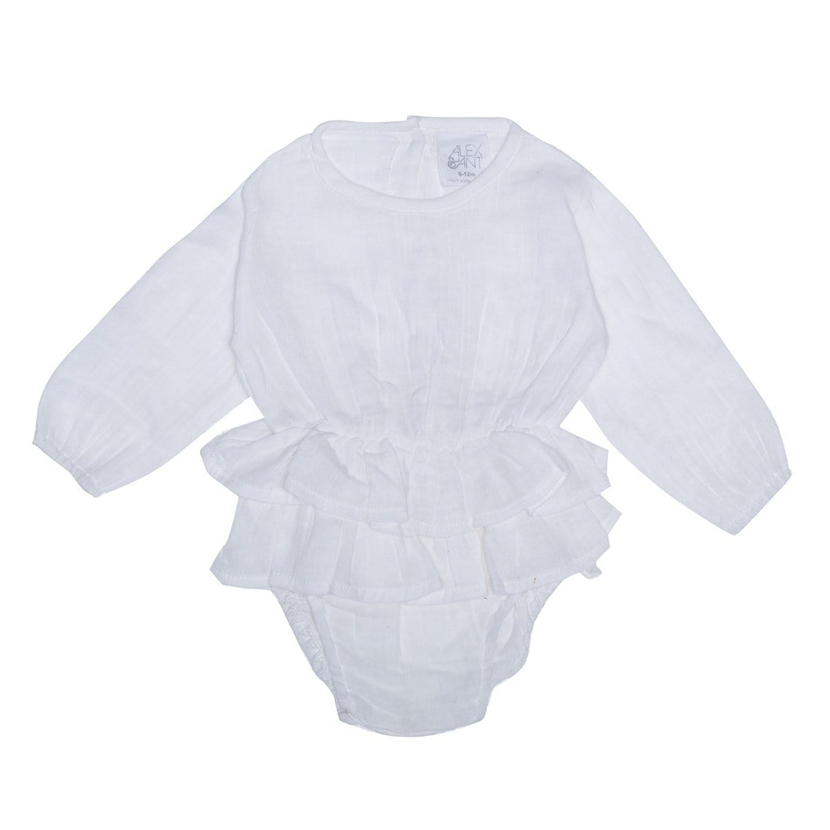Alex and Ant Gia Playsuit - Pearl