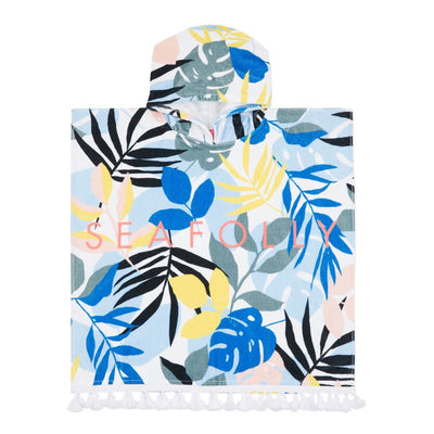 Seafolly In the Jungle Hooded Towel