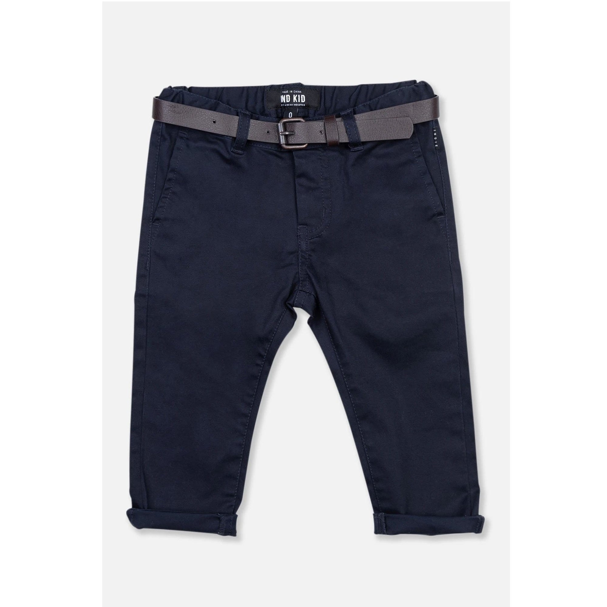 Industrie Kids Baby Cuba Chino Navy (4637761142915)