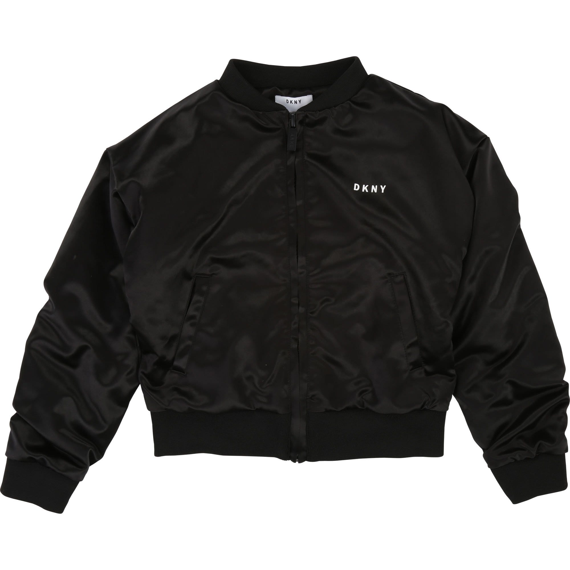 DKNY Girls Bomber Jacket (4716440715395)
