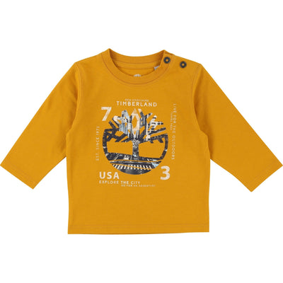 Timberland Long Sleeve T-Shirt (4716971688067)