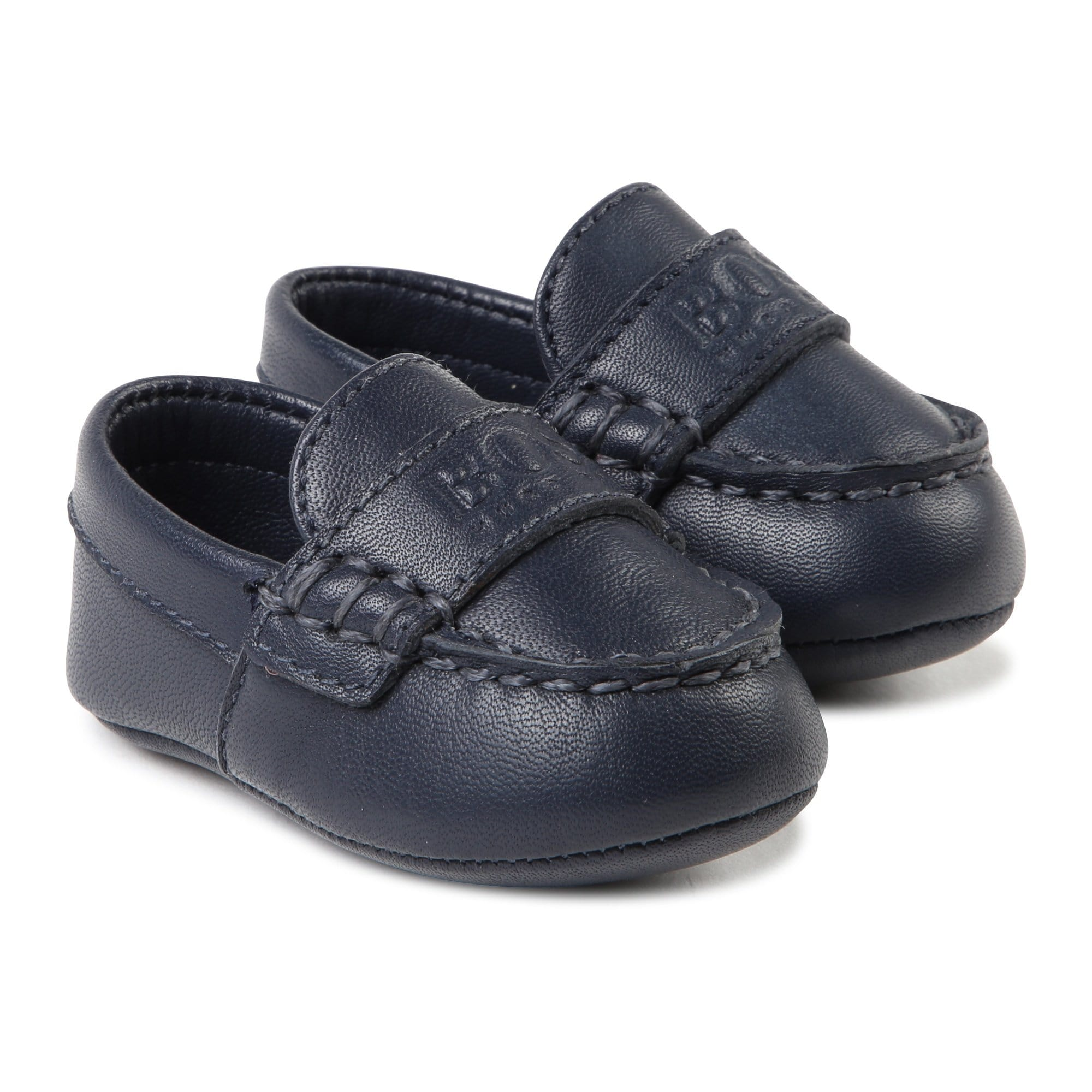 Hugo Boss Baby Boys Moccasin