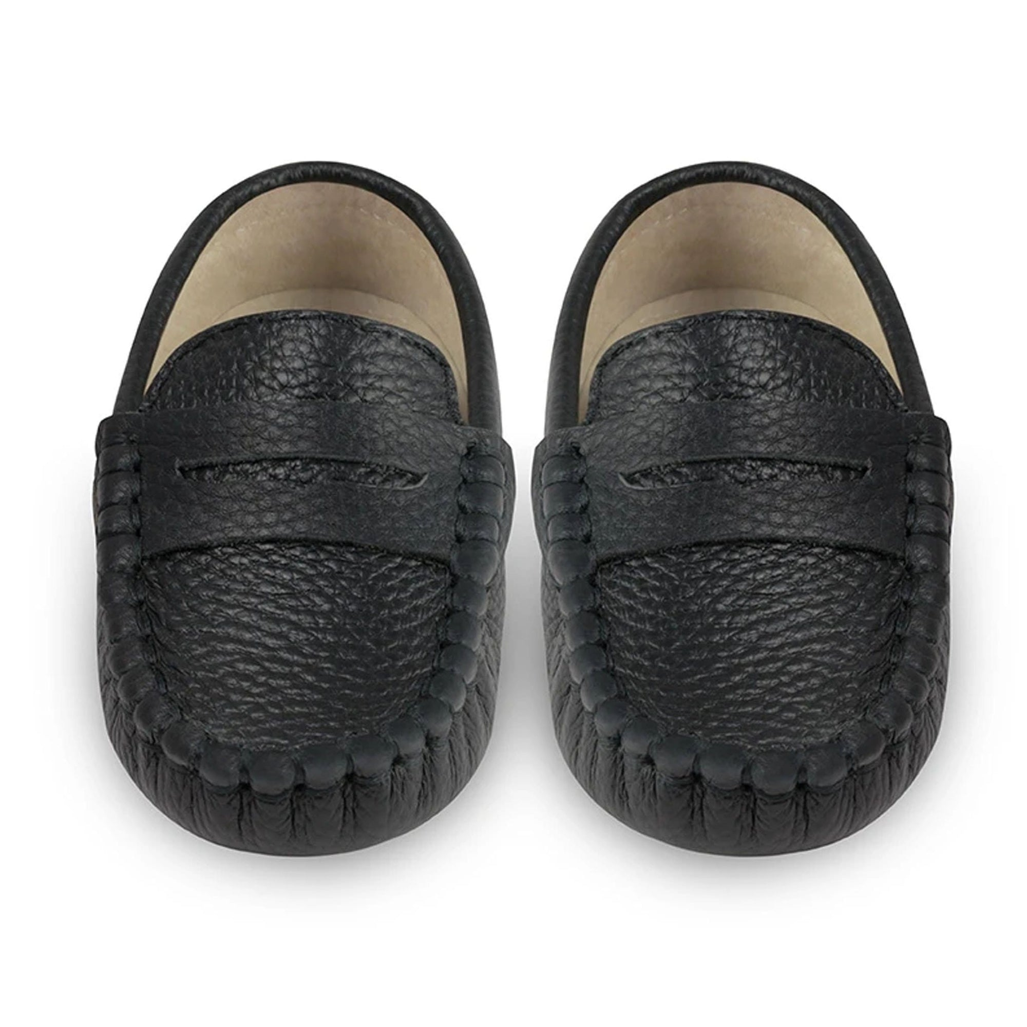 Oscar Verona Black Loafer
