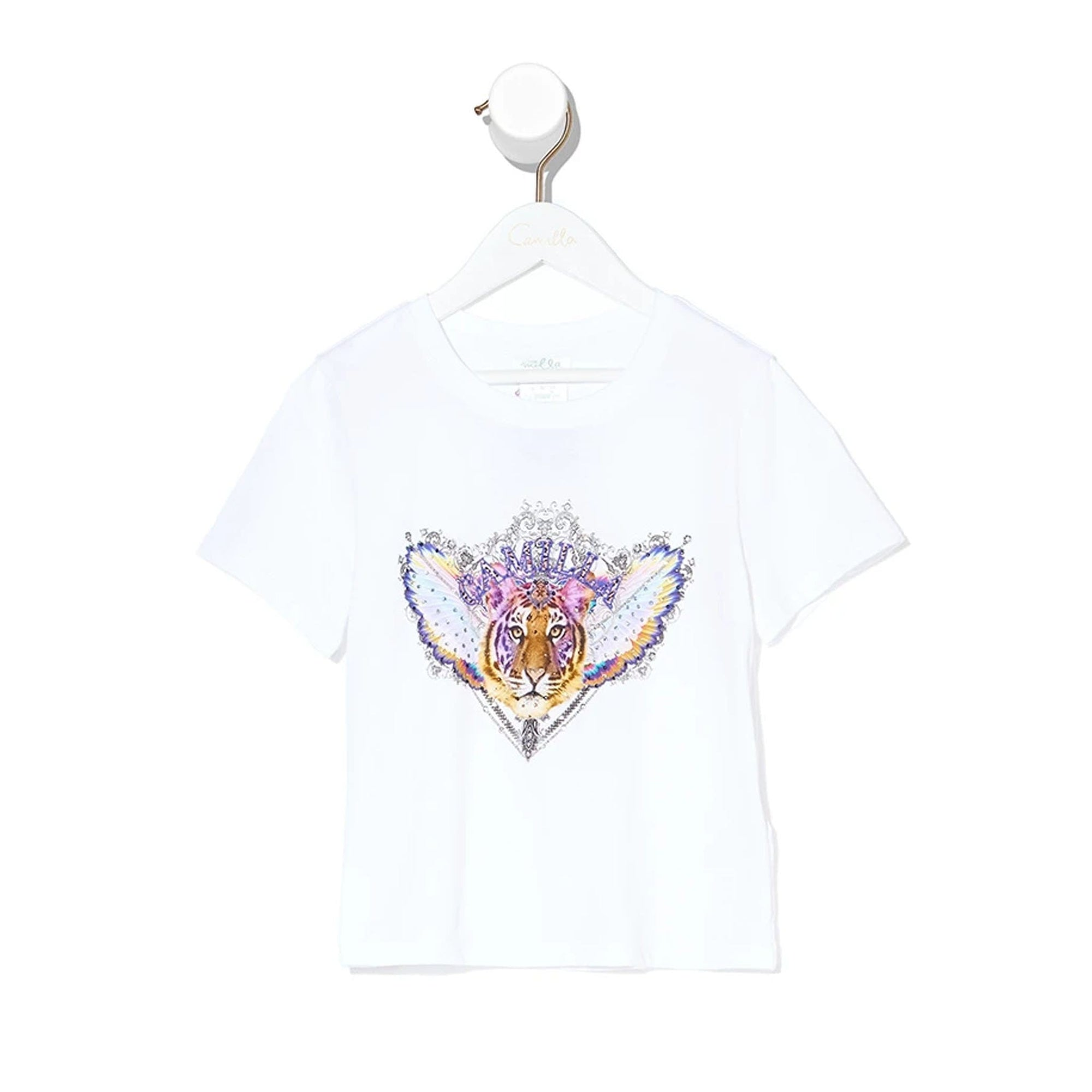 Camilla Love On the Wing Short Sleeve T-shirt