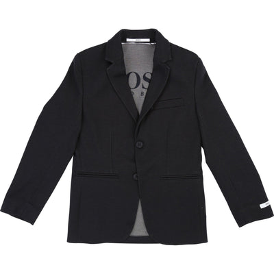 Hugo Boss Navy Blazer (4703657525379)