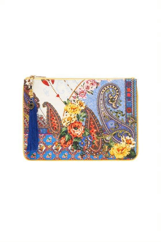 Camilla Frida Freedom Small Canvas Clutch