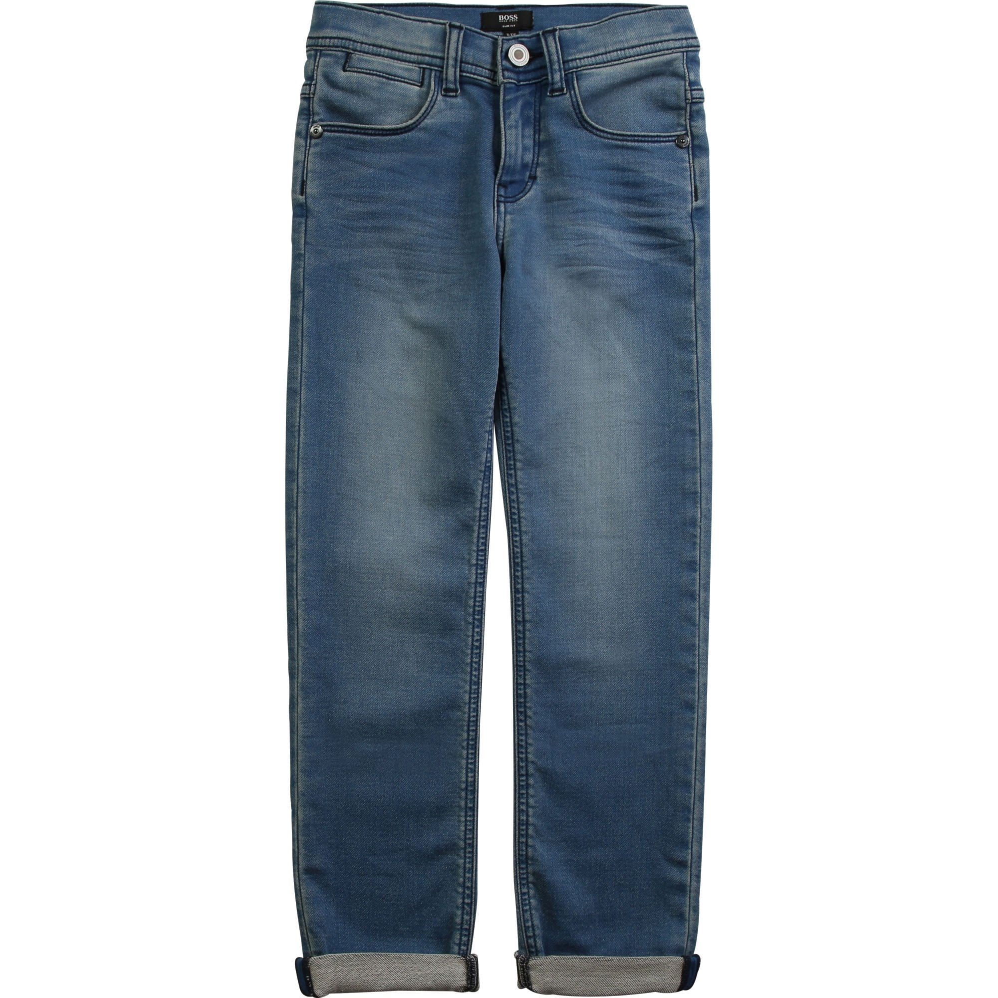 Hugo Boss Double Stone Denim Jeans J24641/Z25