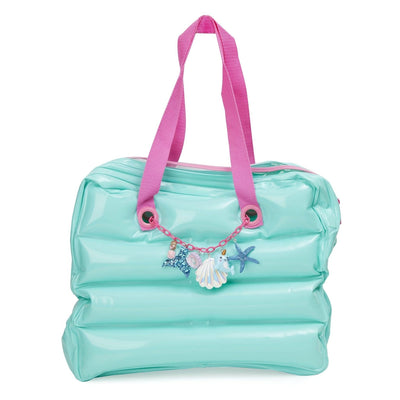 Bling2O Under The Seas Mermaid & Narwhal Charms Inflatable Tote