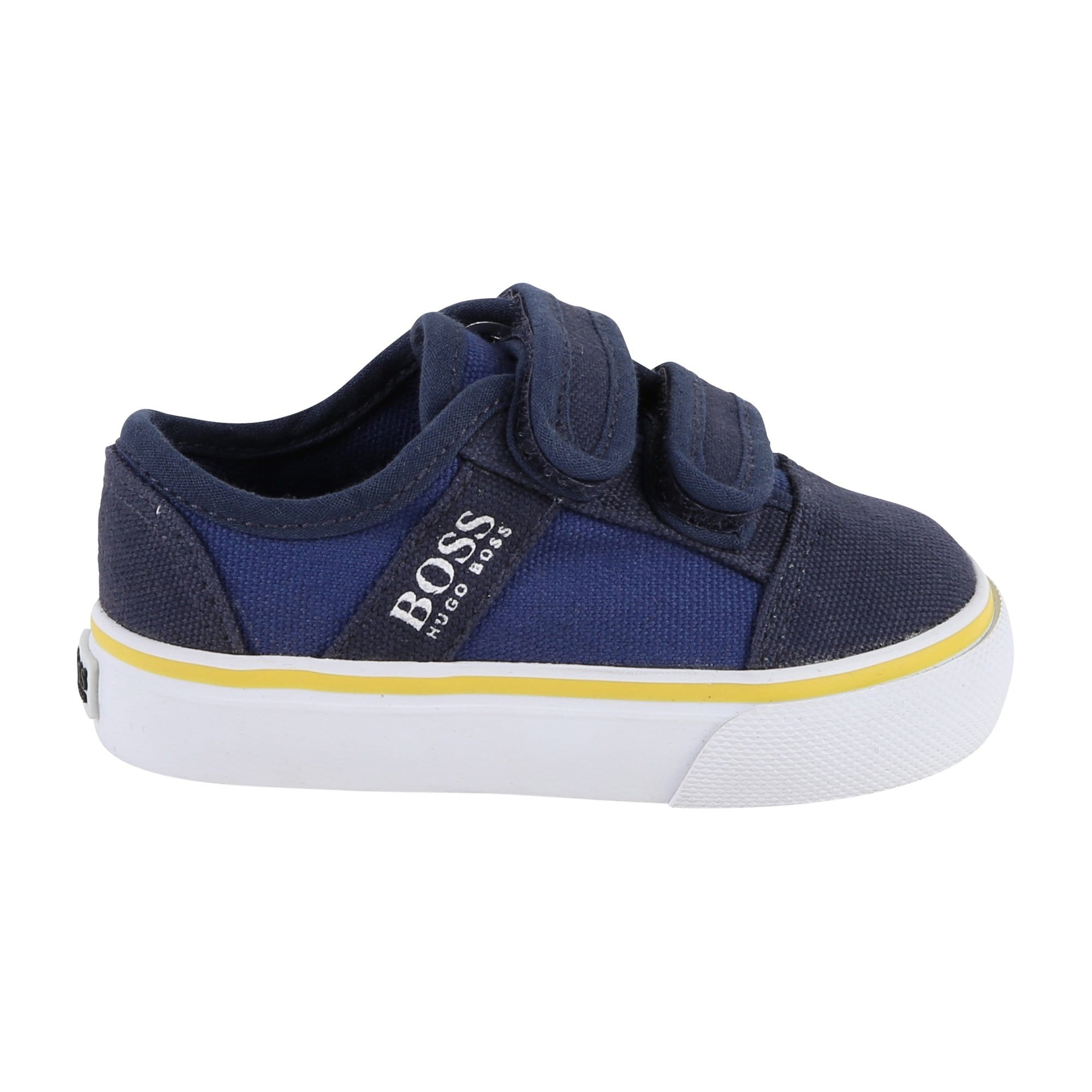 Hugo Boss Velco Trainers Younger Boys (4703509807235)