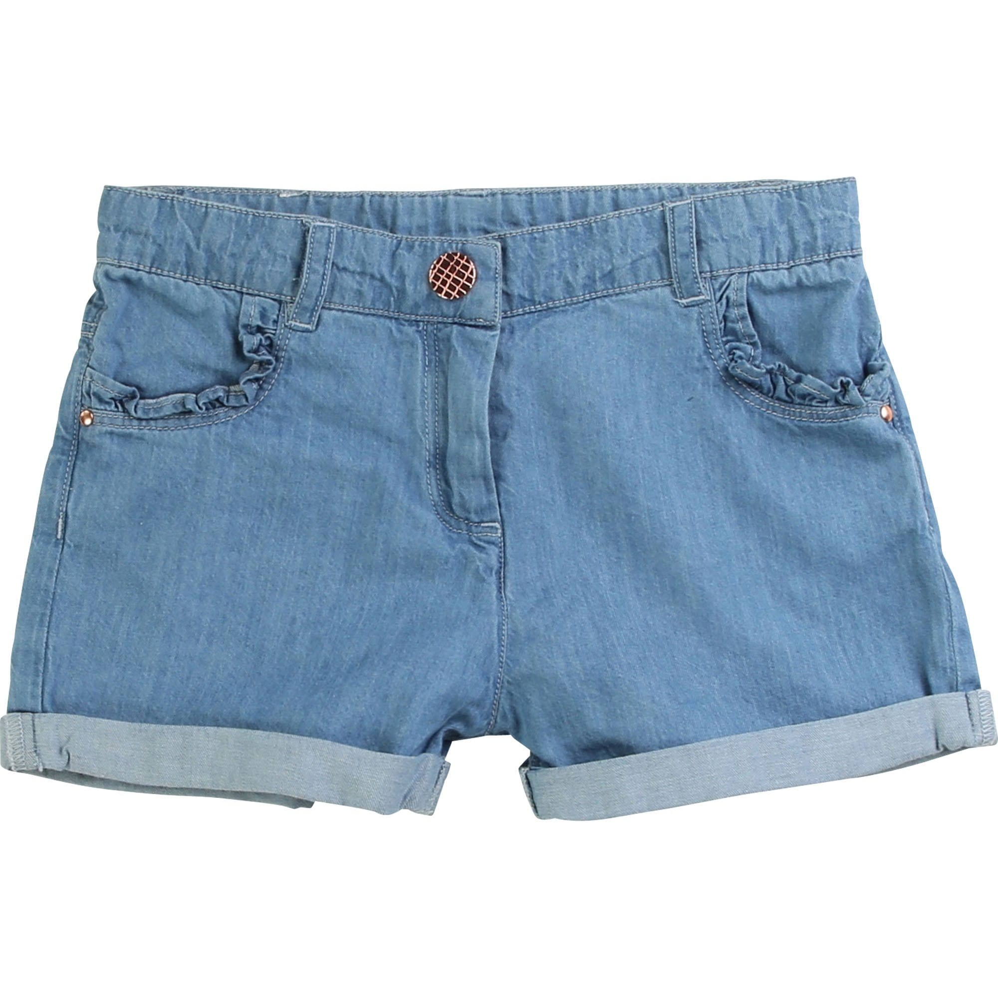 Carrement Beau Denim Shorts