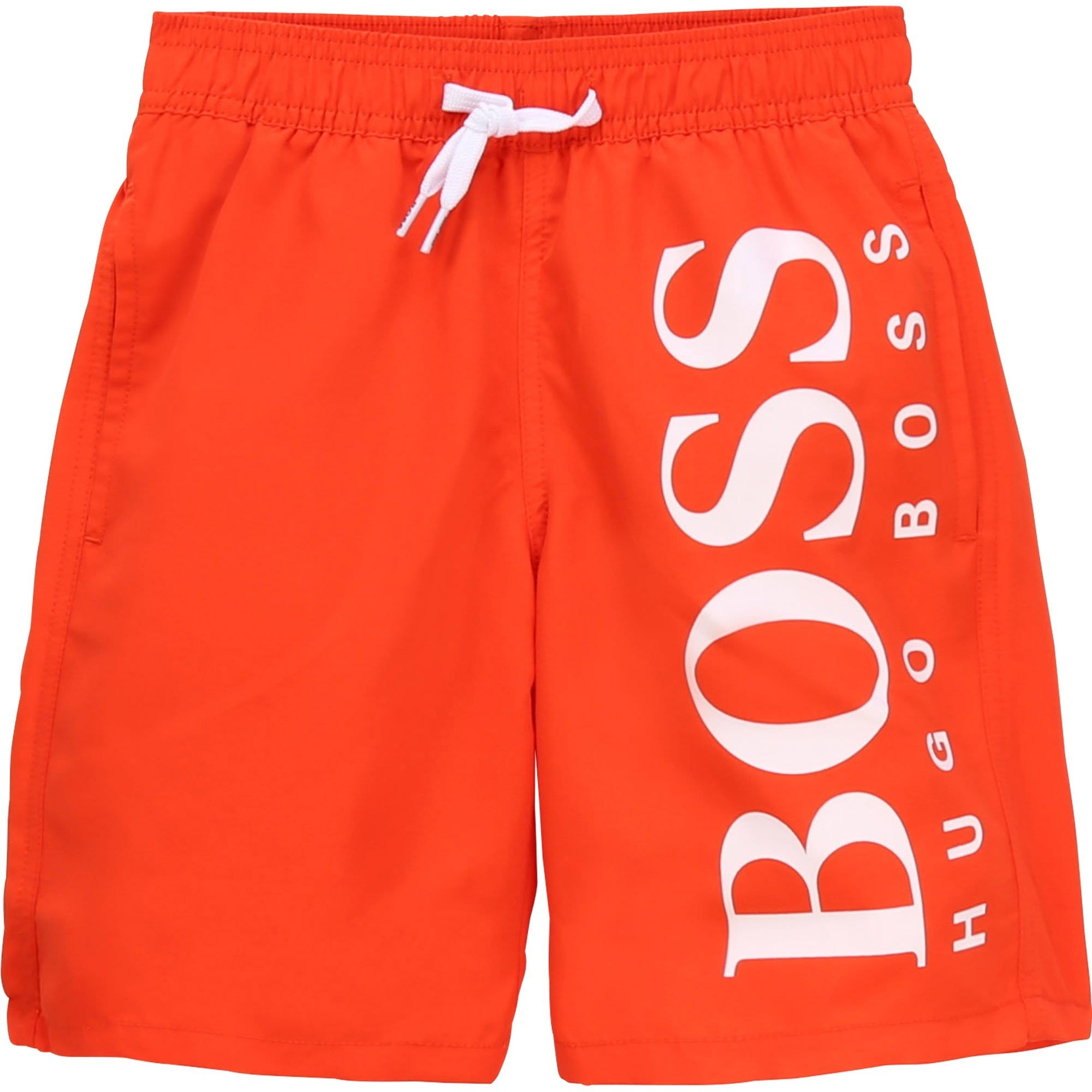Hugo Boss Board Shorts - Red J24650/41C