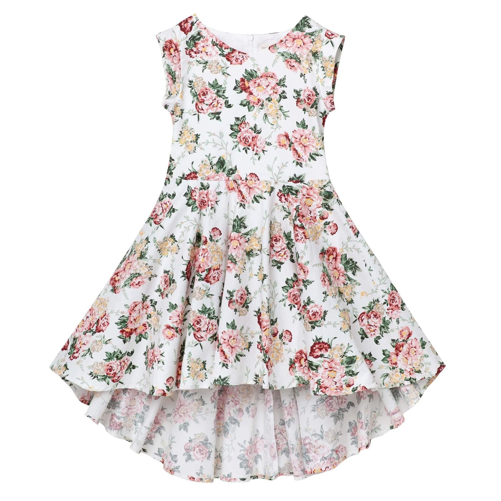 Designer Kidz Belle Floral Dress