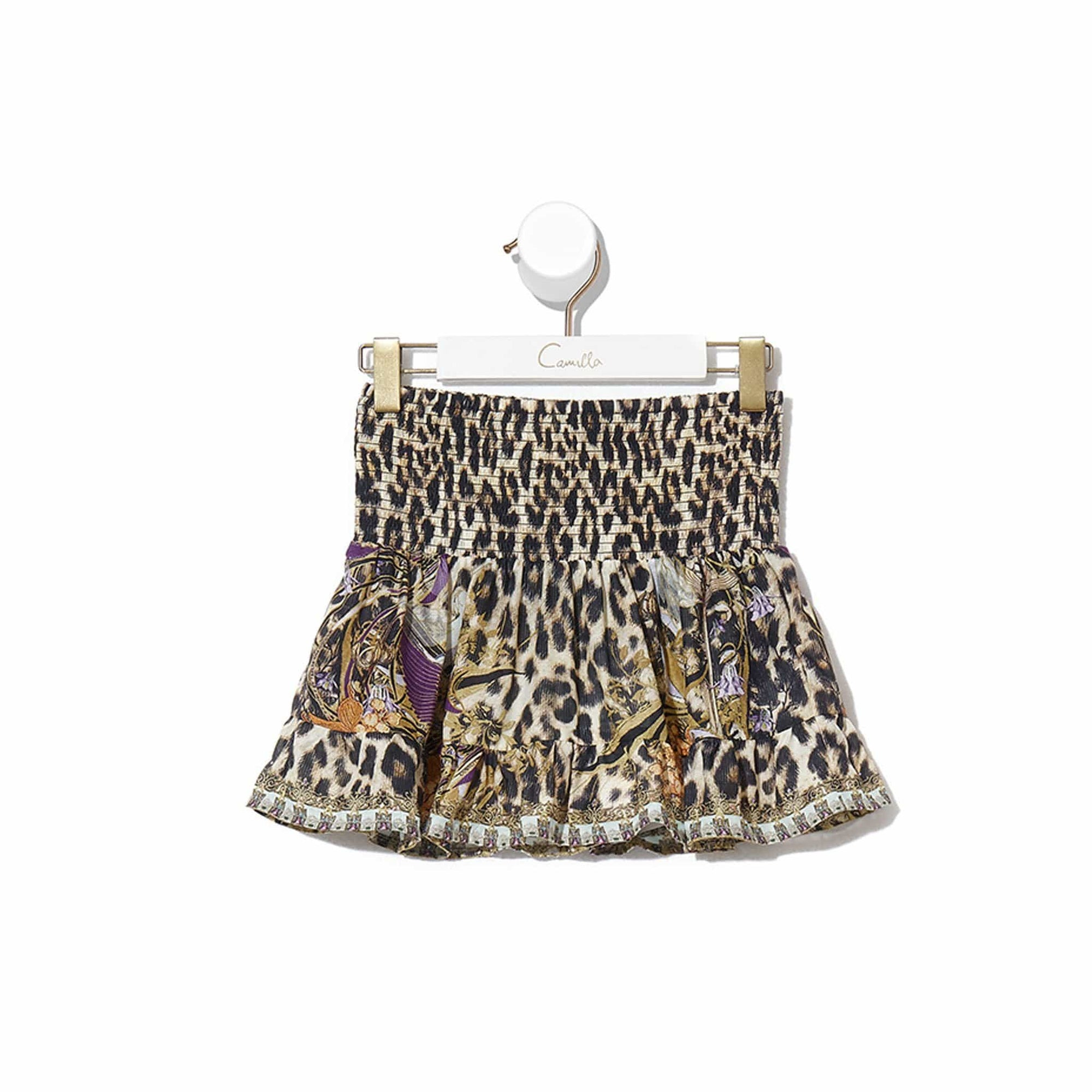Camilla Nomadic Nymph Infants Shirring Waist Skirt