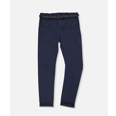 Industrie Kids Cuba Stretch Chino Navy (4637829759107)
