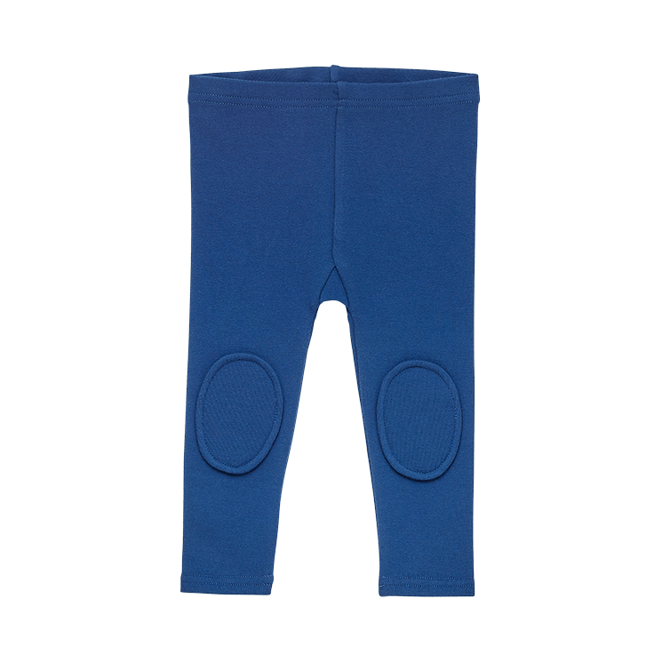 Rock Your Baby Knee Patch Tights Navy (4636019196035)