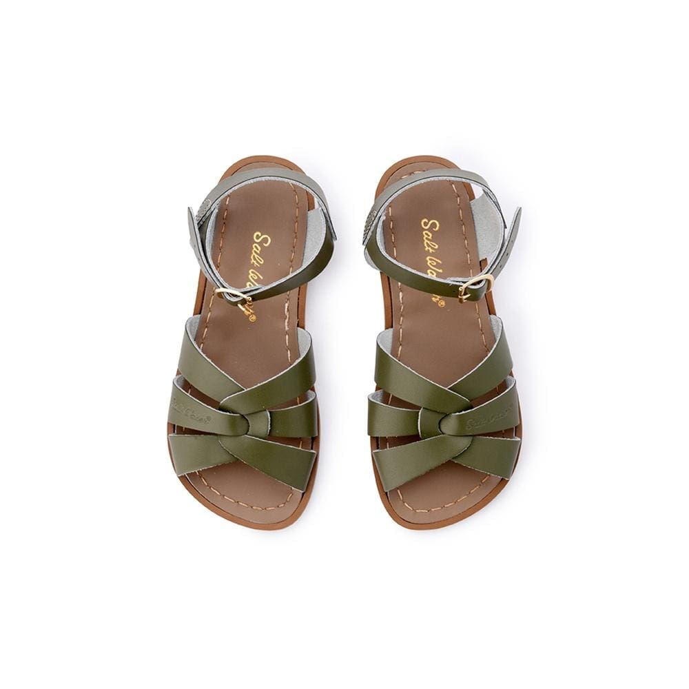 Salt Water Sandals Original - Olive