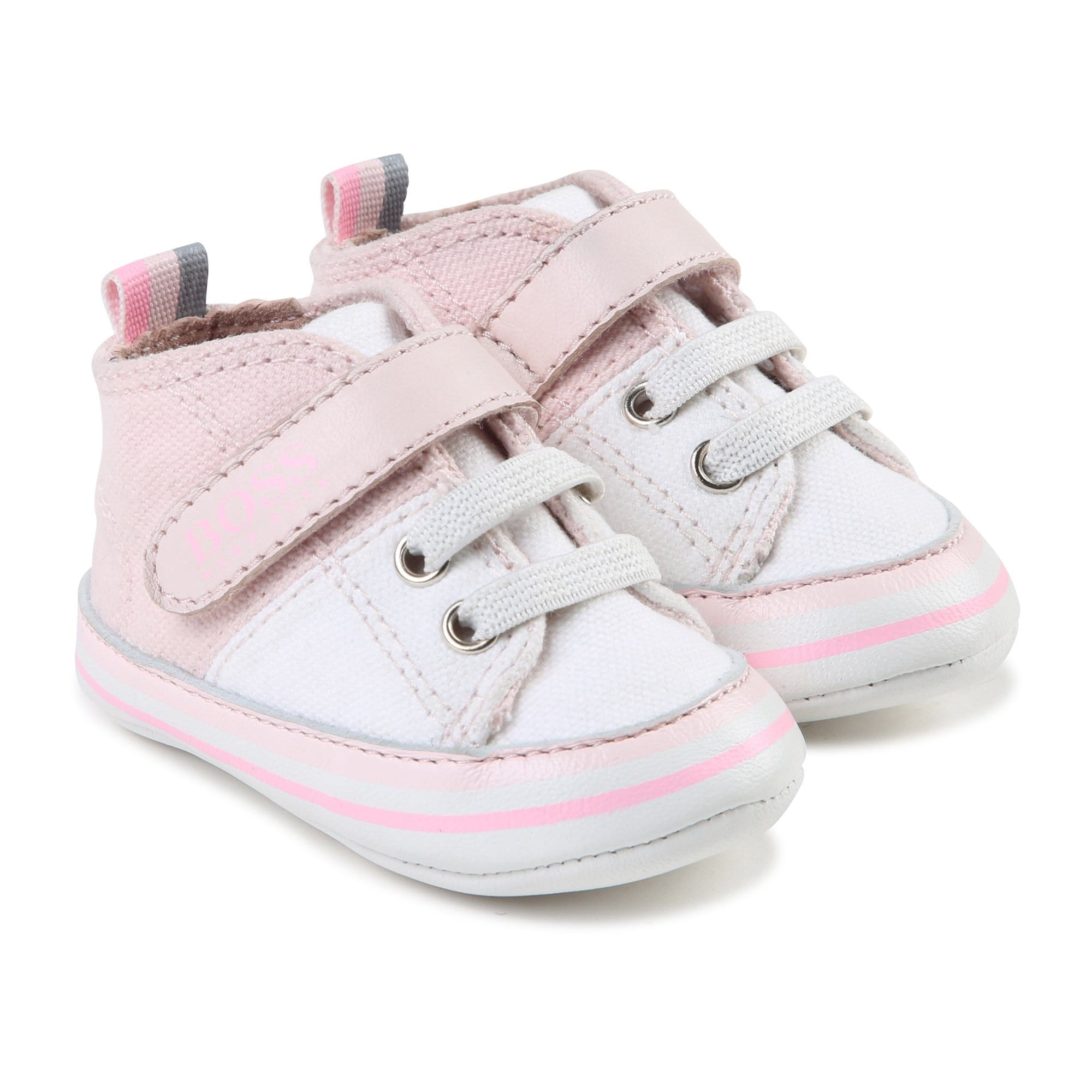 Hugo Boss Baby Girl Trainers (4693886173315)