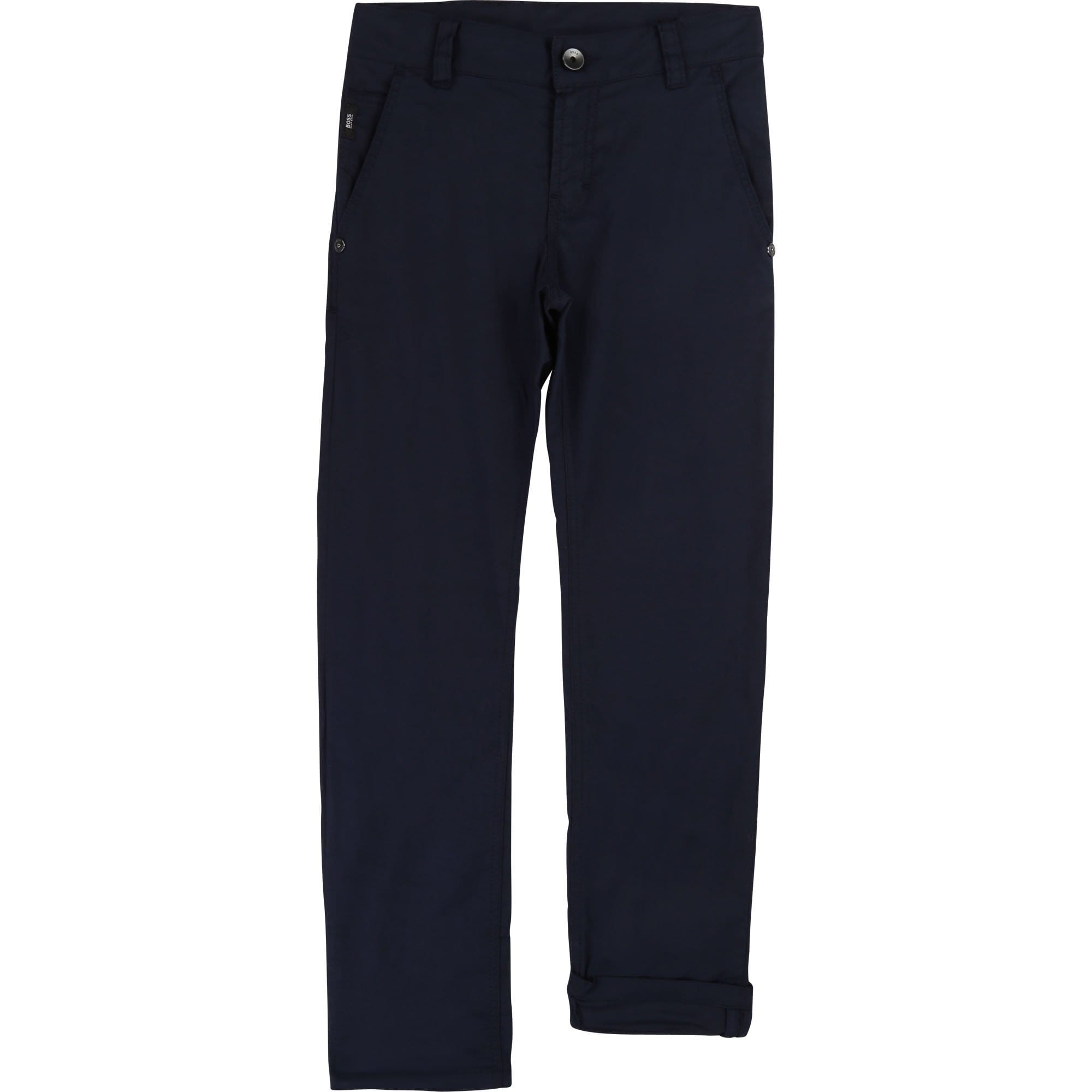 Hugo Boss Chino Pants Navy