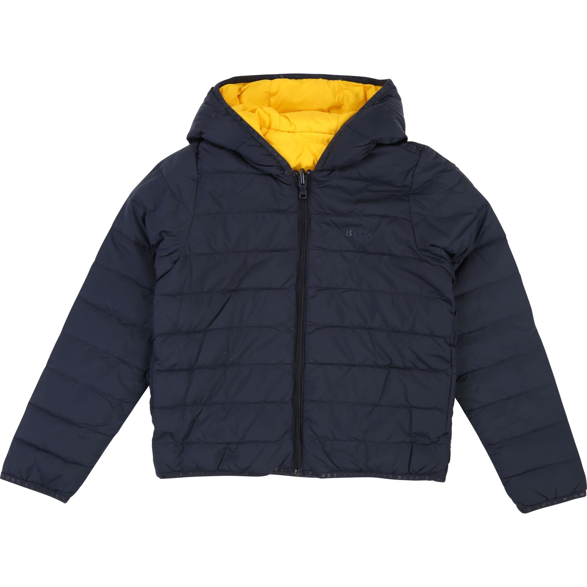 Hugo Boss Puffer Jacket Navy J26361/849