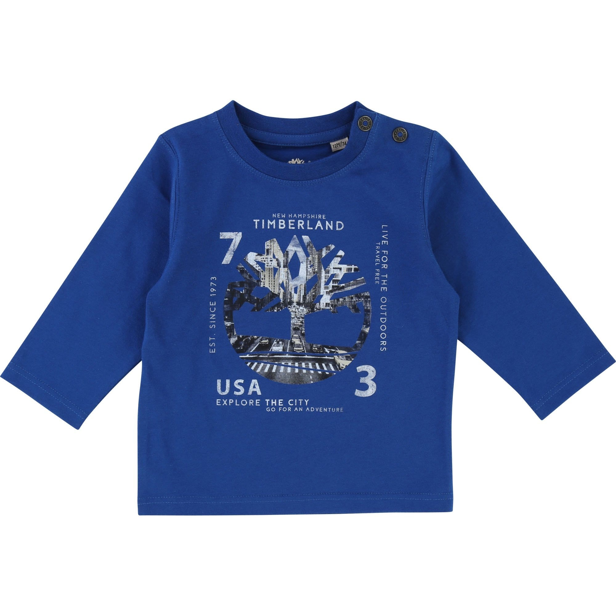 Timberland Long Sleeve T-Shirt T05H23/83C