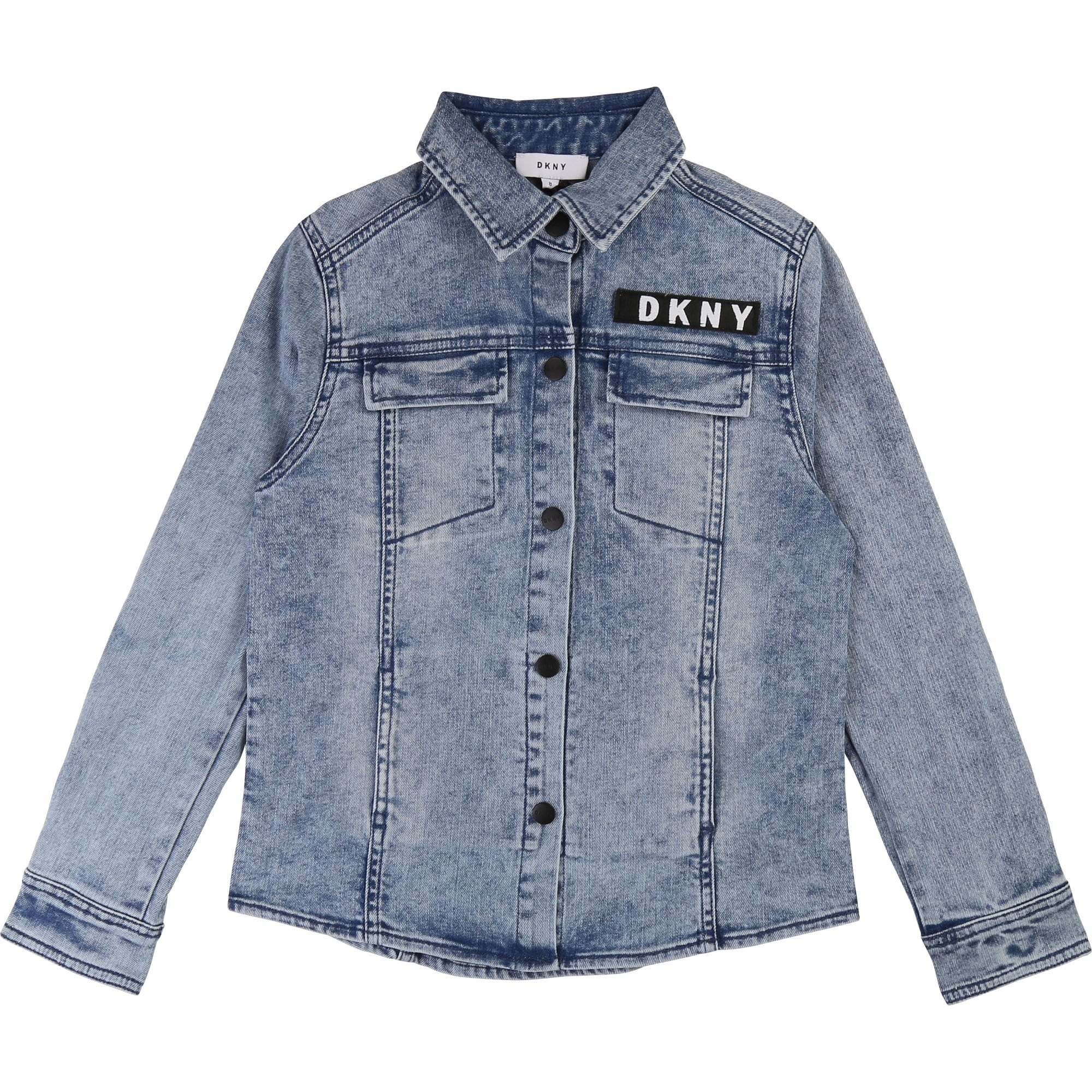 DKNY Denim Jacket Stone D26316/Z02