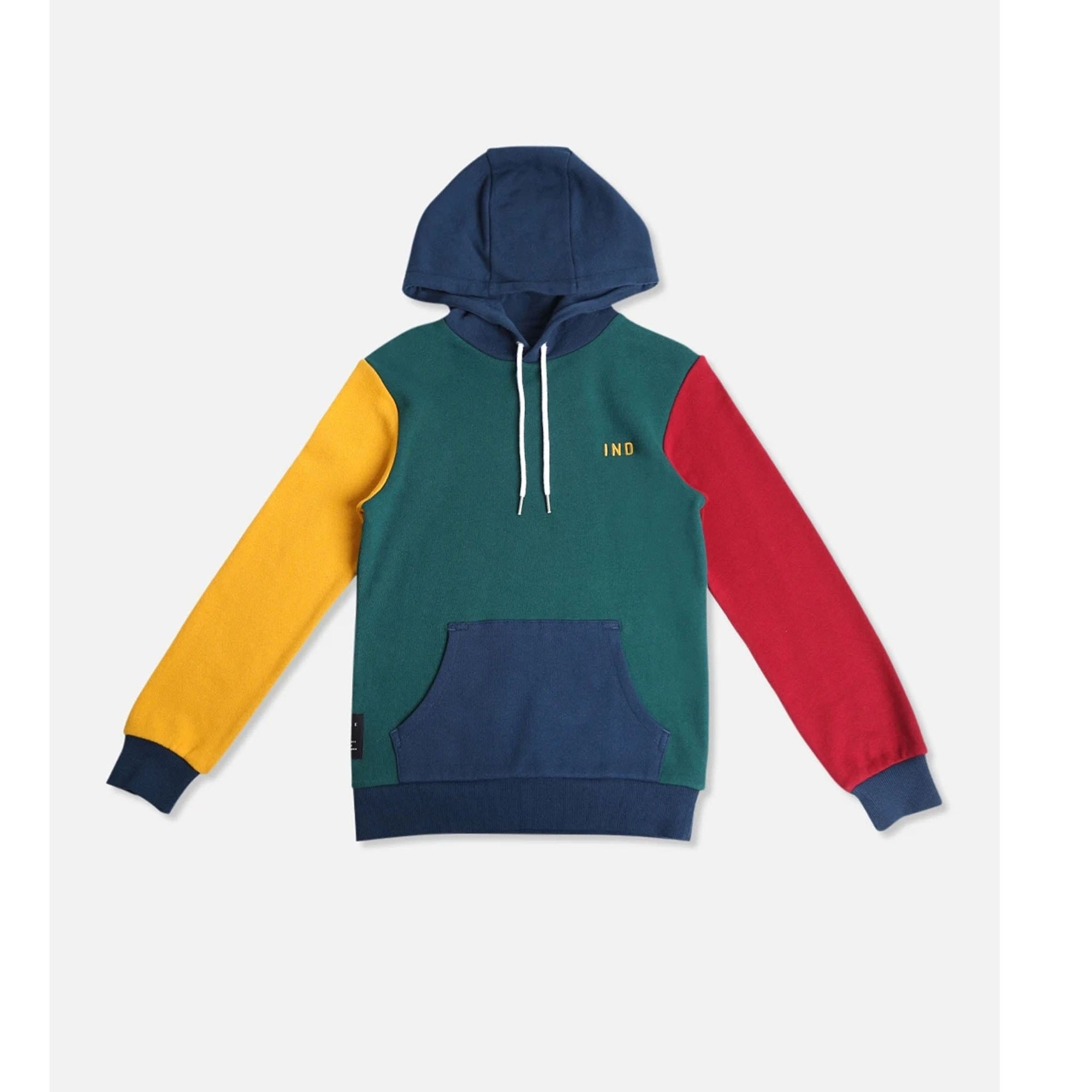 Industrie Kids Colour Block Hoodie (4637869244547)