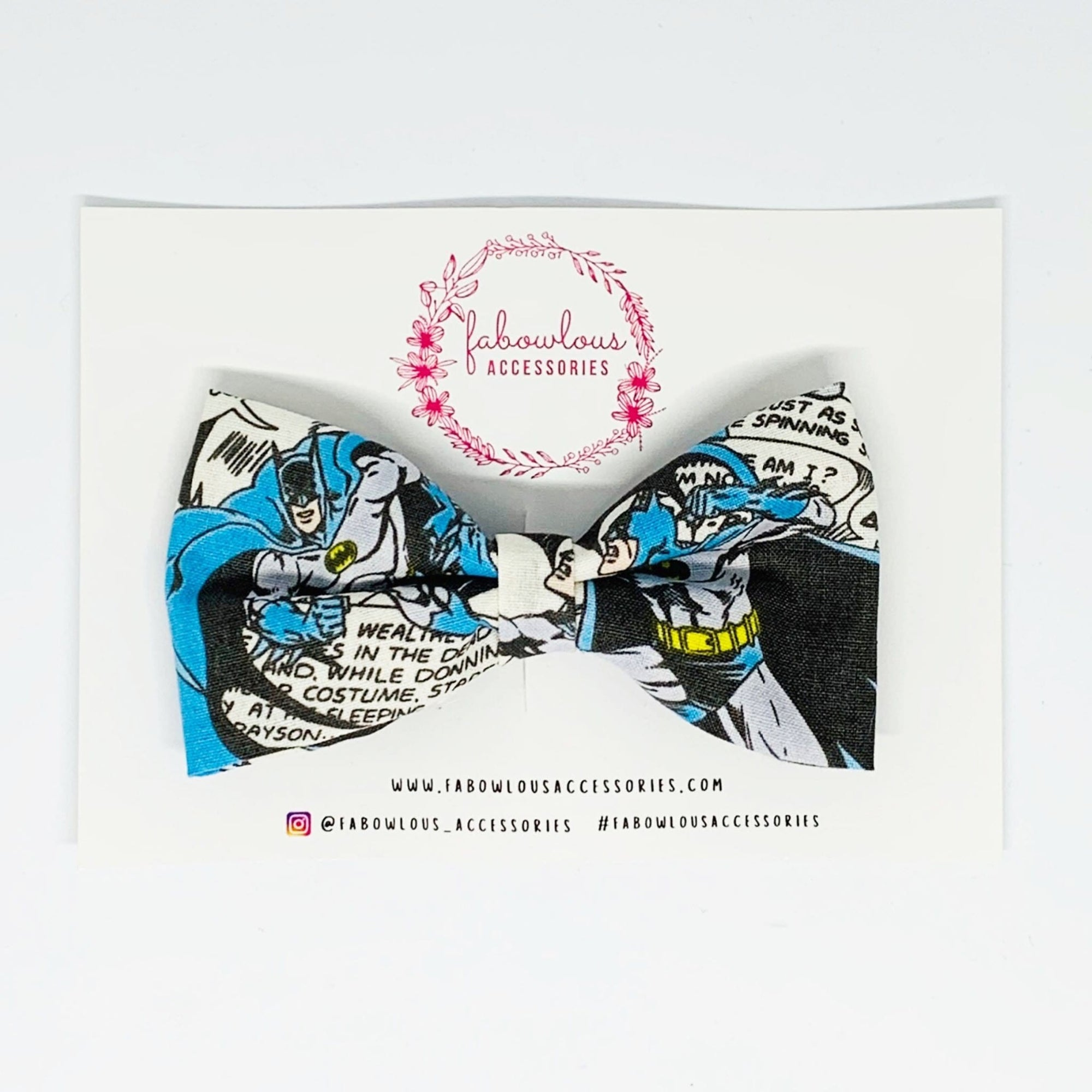 Fabowlous Accessories Boys Character Bow Ties (5002024943747)
