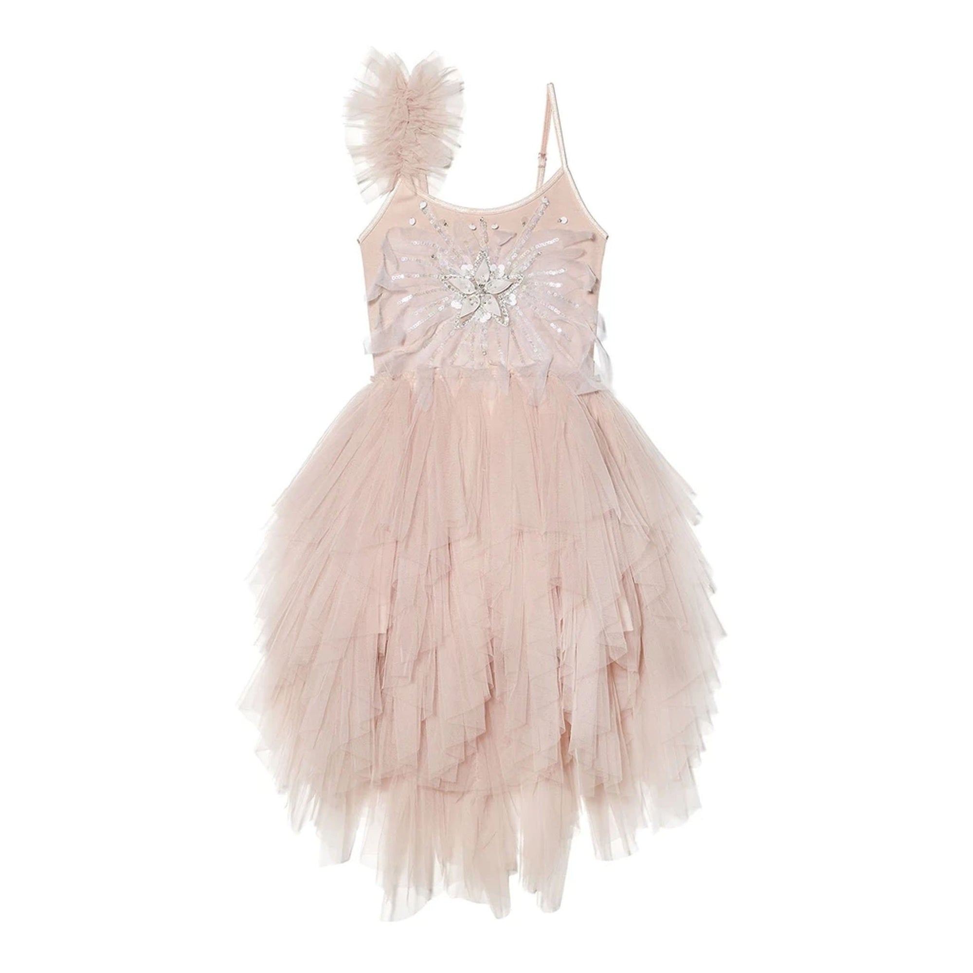 Tutu Du Monde Shooting Star Tutu Dress - Blush