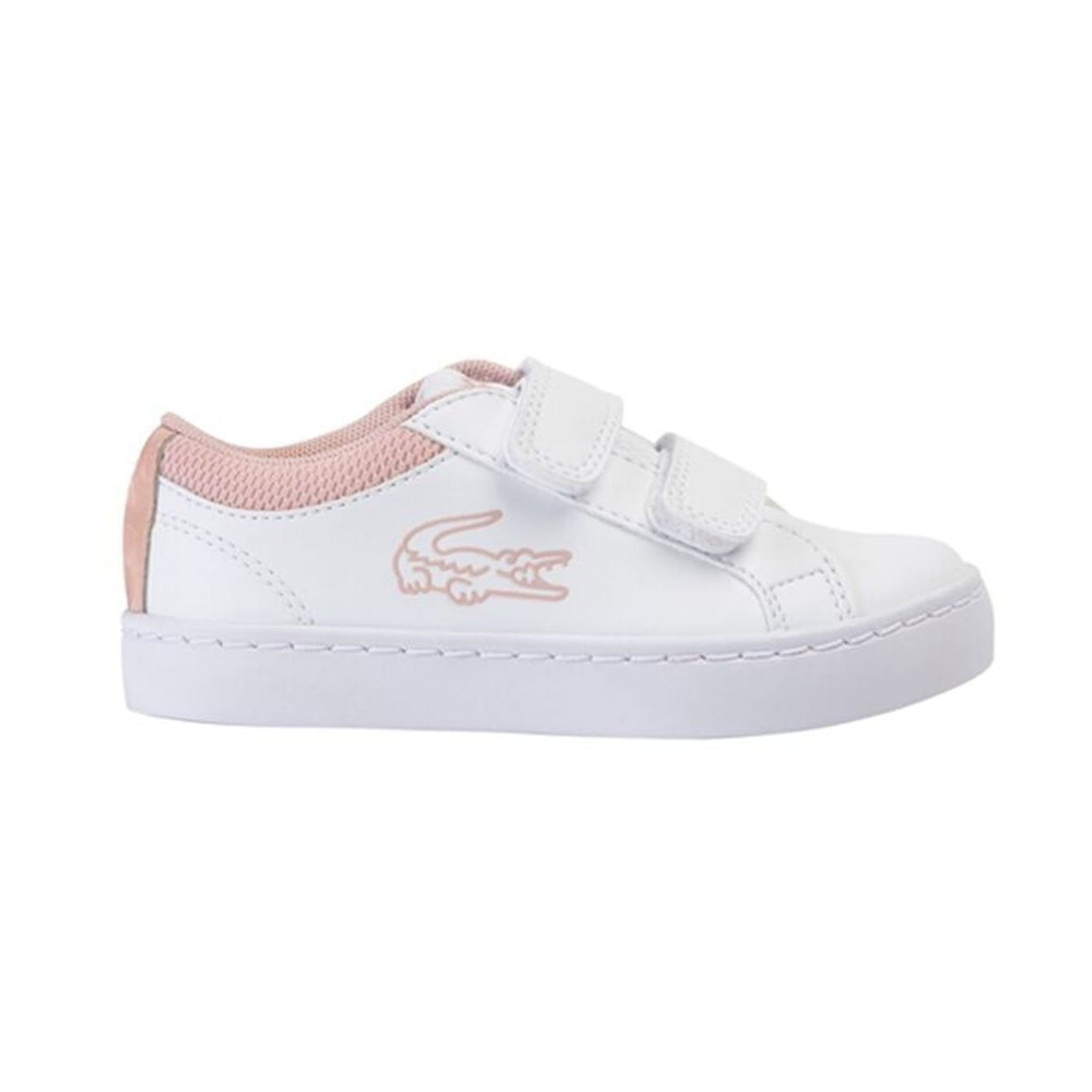 Lacoste Straightset 120 2 C Sneakers Toddlers (4659911557251)