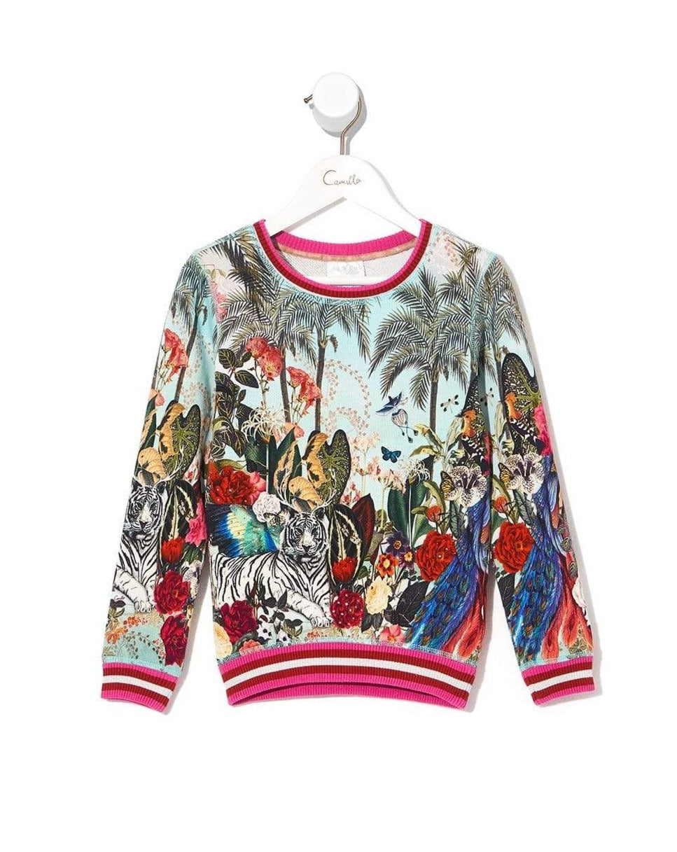 Camilla Gully Of Jupiter Kids Sweater