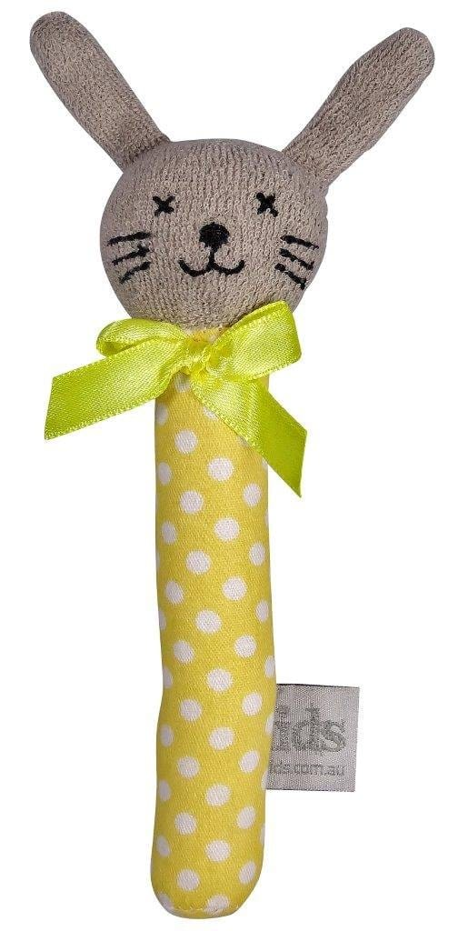 ES KIDS Small Bunny Rattle