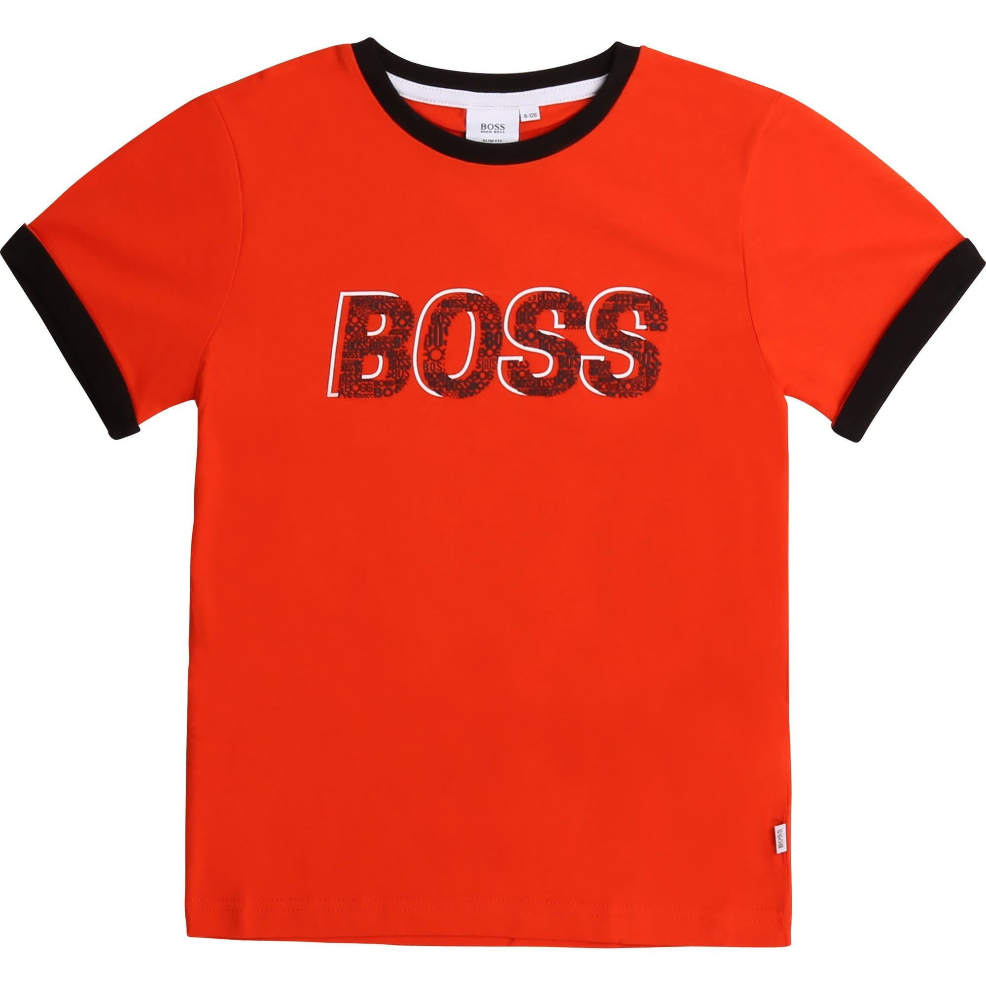 Hugo Boss Short Sleeve T-Shirt J25E69/41C