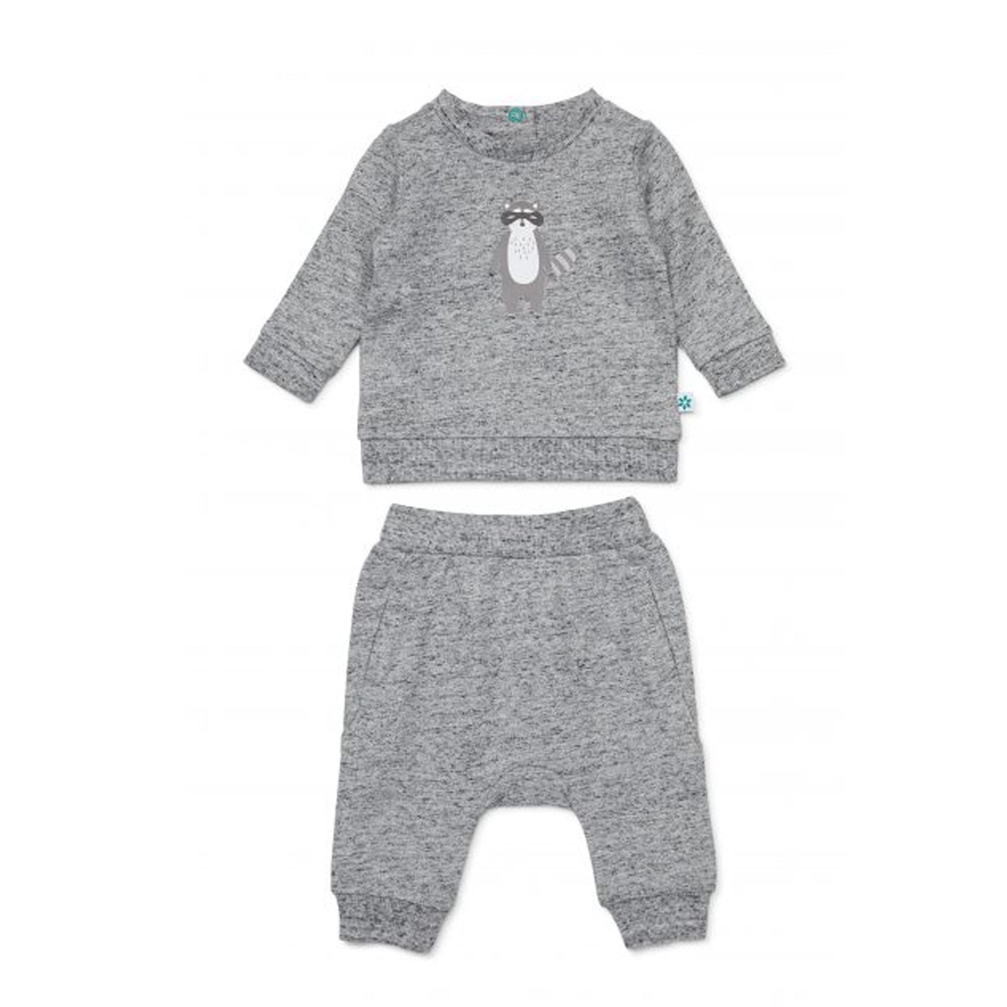 Marquise Raccoon Top and Pants W20FO205