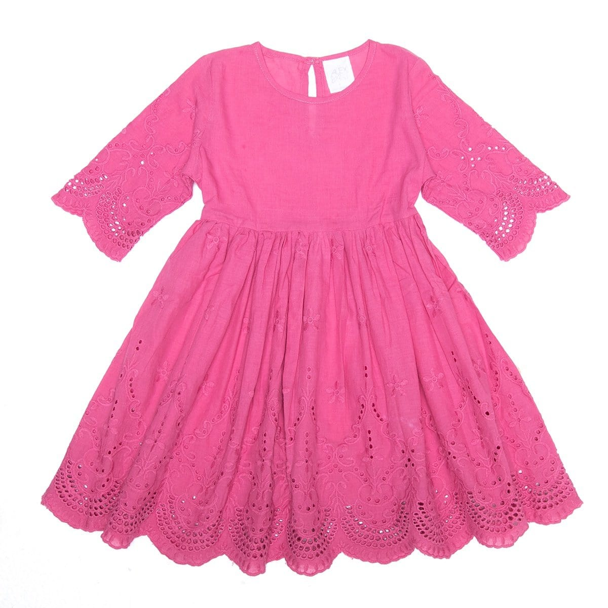 Alex and Ant Angel Dress - Rose