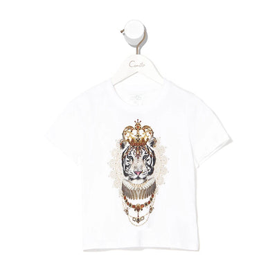 Camilla By The Meadow Kids Short Sleeve T-Shirt