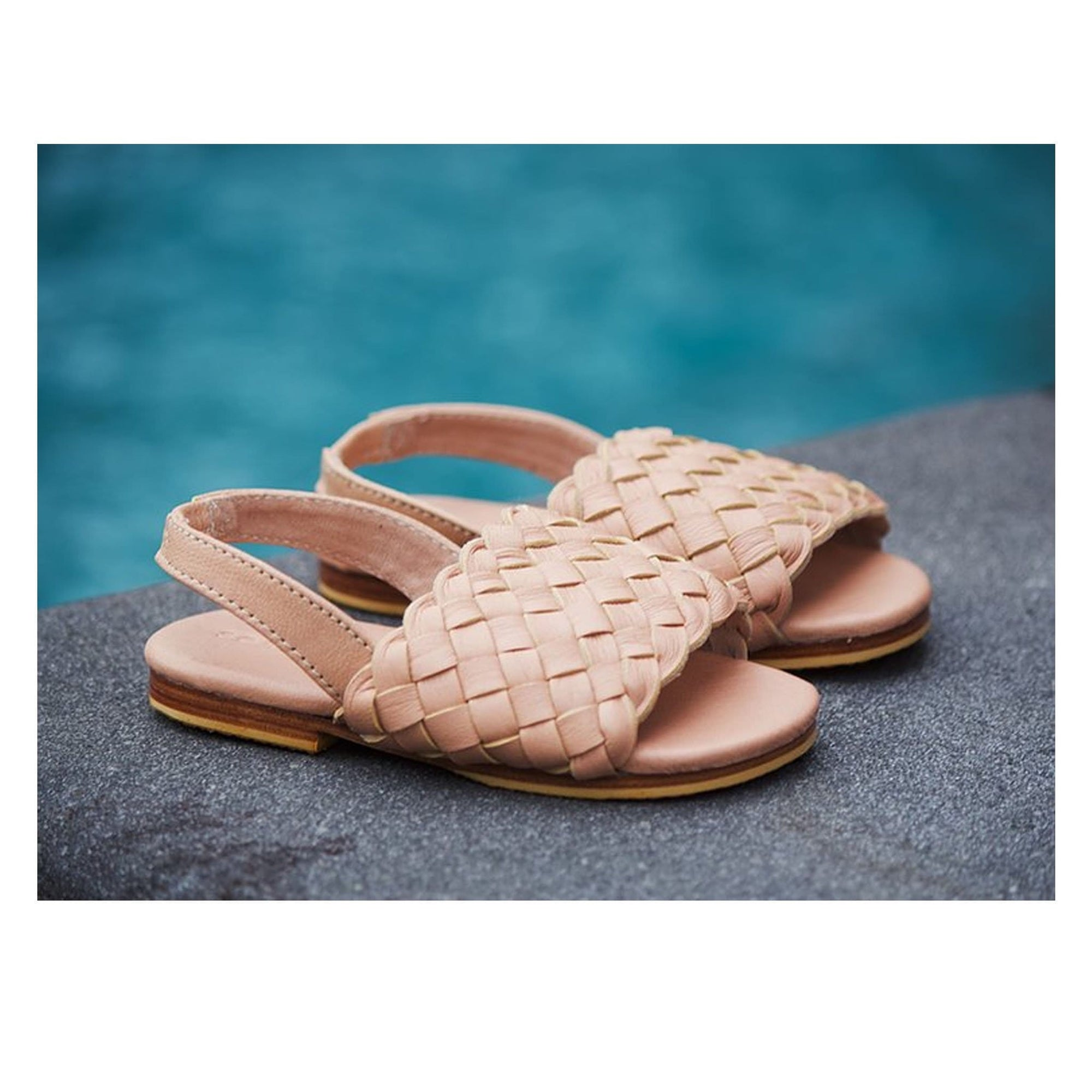 Scandic Gypsy Little Gypsy Sandal Nude