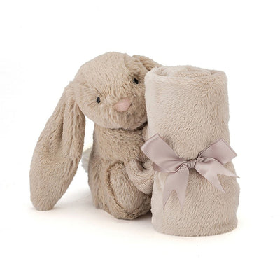 Jelly Cat Bashful Beige Bunny Soother (5043772883075)