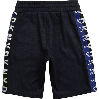 DKNY Boys Logo Branded Shorts D24711/862