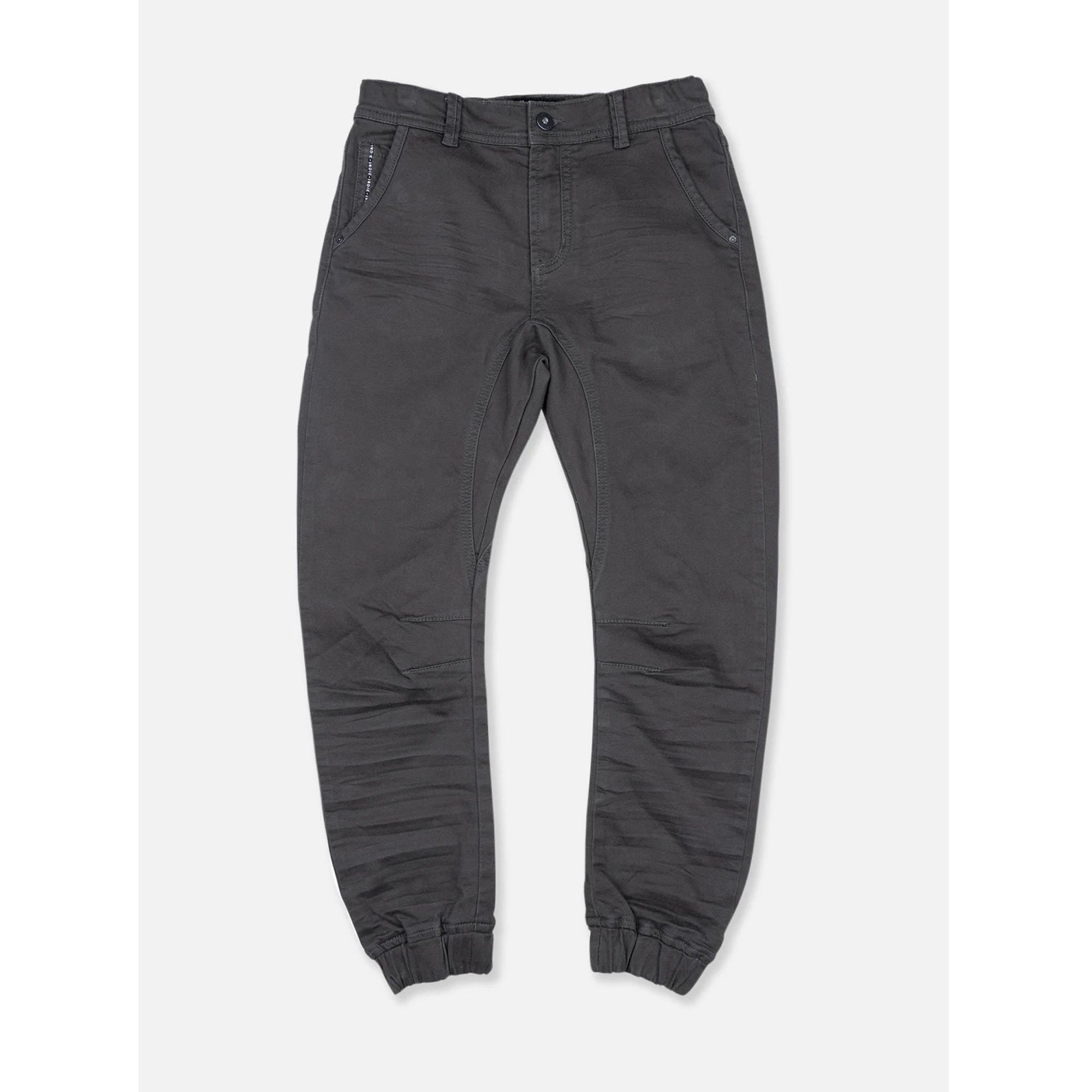 Industrie Kids Arched Drifter Pant Dark Khaki