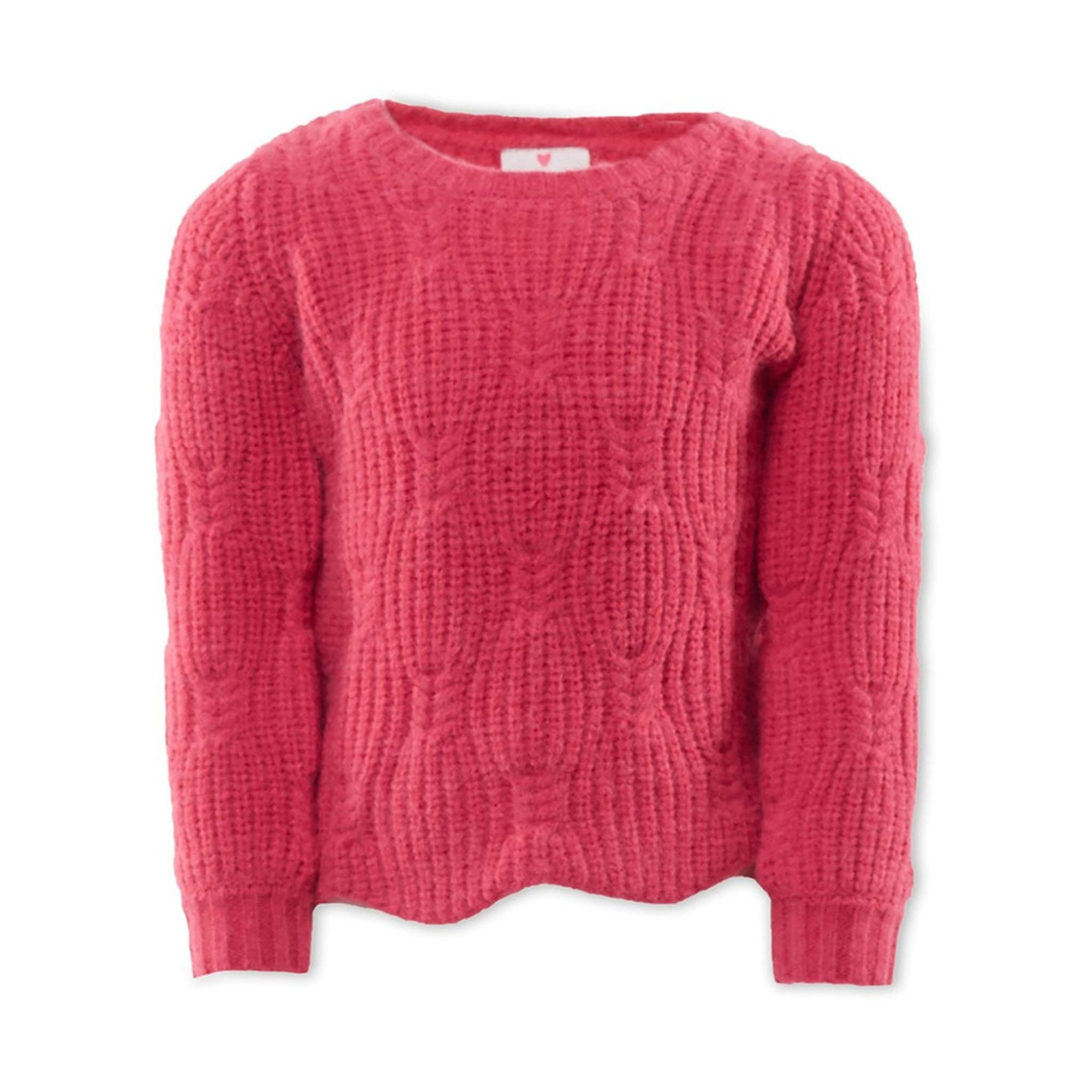 Eve's Sister Georgie Knit - Hot Pink