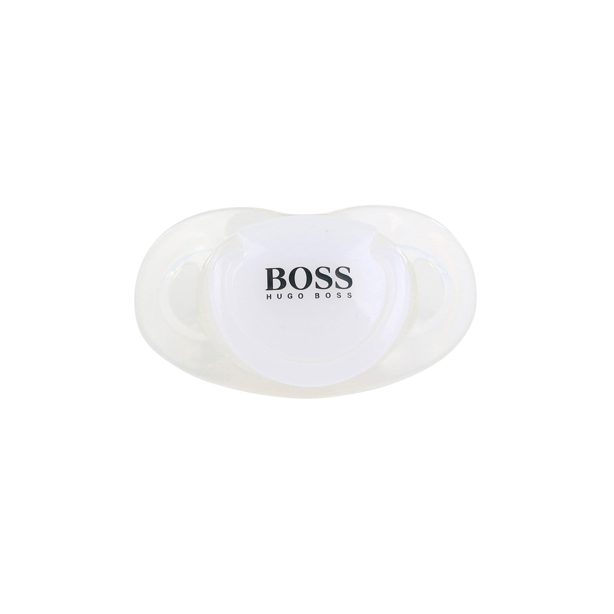 Hugo Boss Pacifier White