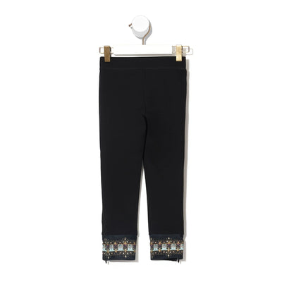 Camilla Nomadic Nymph Kids Leggings with Zip