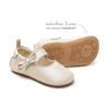 Tip Toey Joey Baby Mary Janes Gift Antique White (4999137034371)