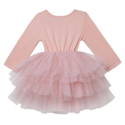 Designer Kidz My First Tutu L/S - Tea Rose