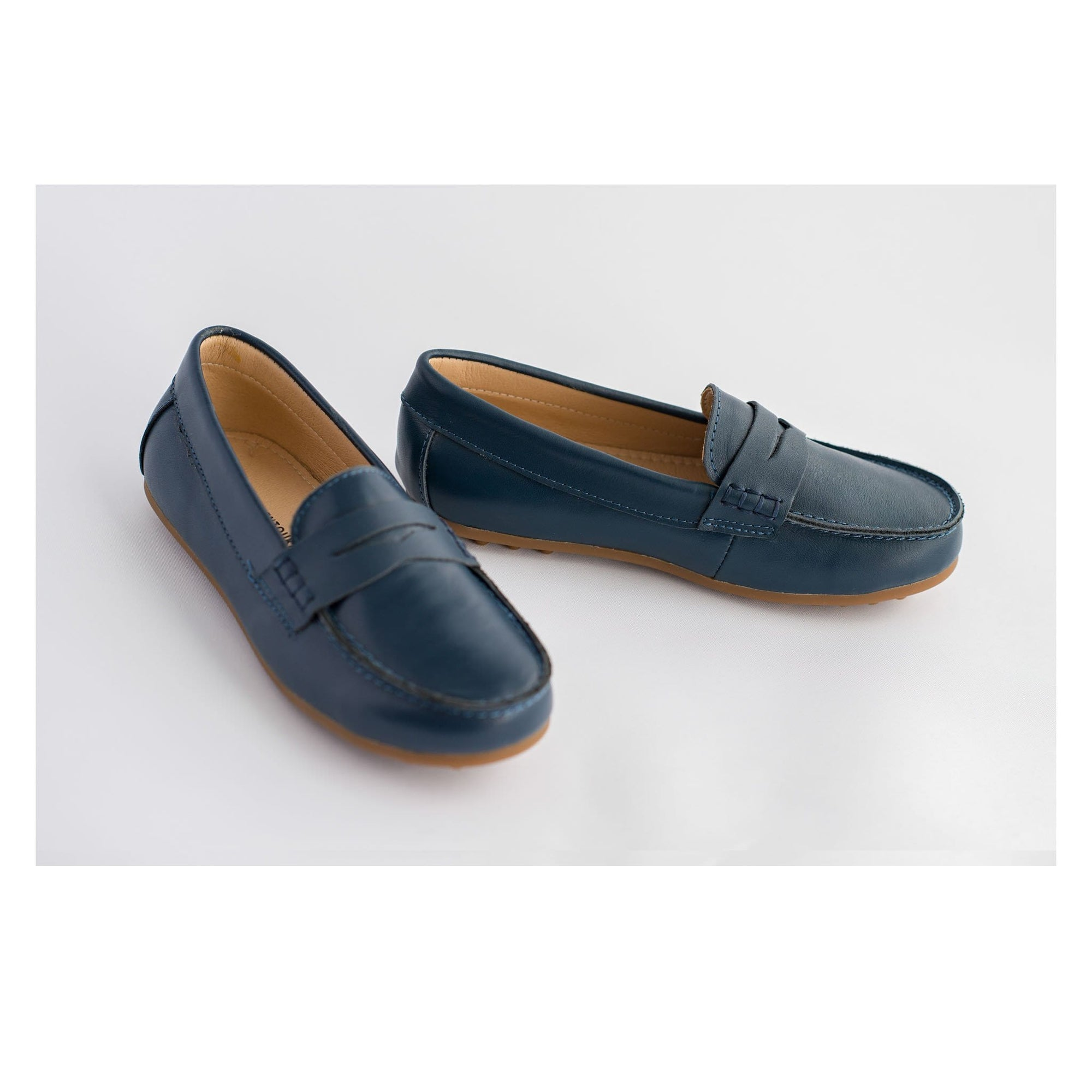 Little Entourage Joseph Loafer Navy