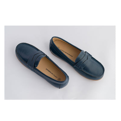 Little Entourage Joseph Loafer Navy (4725144191107)