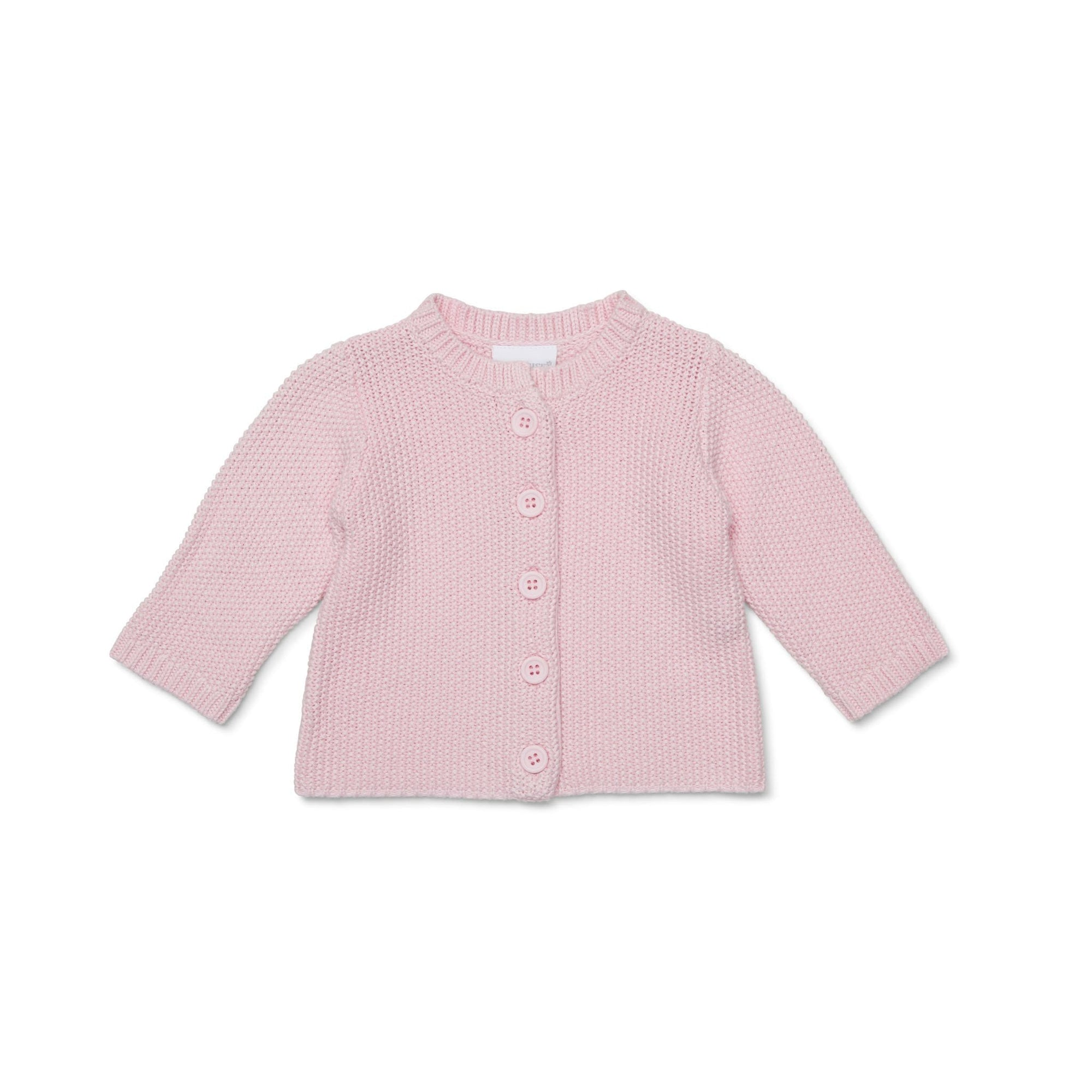 Marquise Knitted Cardigan Pink