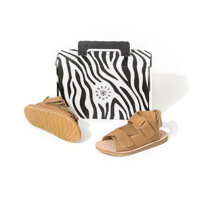 Pretty Brave Wilder Tan Sandal PBWITA (4651371036803)